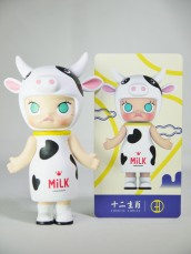 Pop Mart Kennyswork MOLLY Chinese Zodiac OX 09