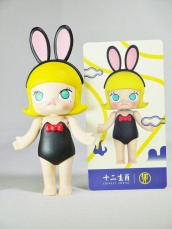 Pop Mart Kennyswork MOLLY Chinese Zodiac Rabbit 09